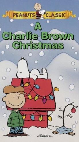 A Charlie Brown Christmas [VHS Tape] Bill Melendez; Charles M. Schulz