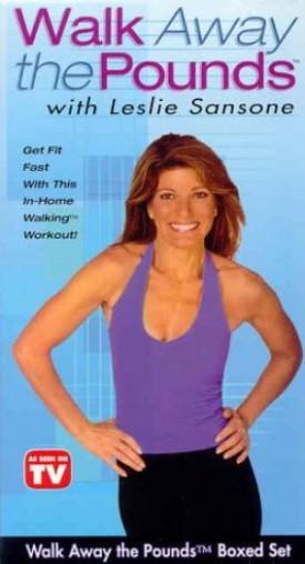 Leslie Sansone - Walk Away the Pounds [VHS] [VHS Tape] (2001) Sansone, Leslie