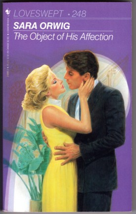 The Object of His Affection (Loveswept No 248) (Mass Market Paperback)