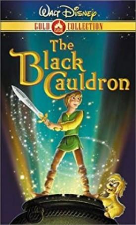 The Black Cauldron [VHS] [VHS Tape] (2000) Grant Bardsley; Freddie Jones; Sus...