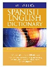 Ddi Websters Spanish - English Dictionary (Paperback)