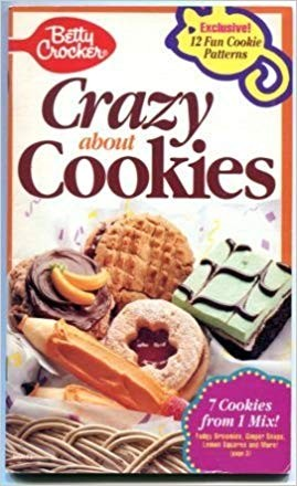 Crazy about cookies (Creative recipes) (Cookbook Paperback)