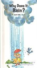 Why Does It Rain? A Just Ask Book (Vintage) (Hardcover)