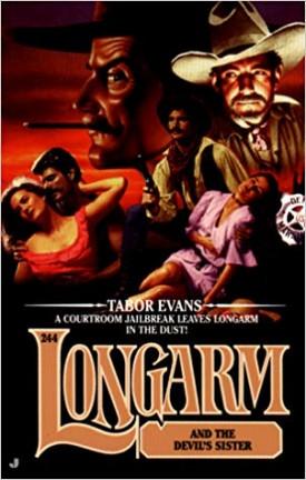 Longarm and the Devils Sister (Longarm #244) (Mass Market Paperback)