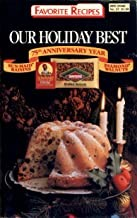 Our Holiday Best (Favorite Recipes Magazine no. 27) (Cookbook Paperback)