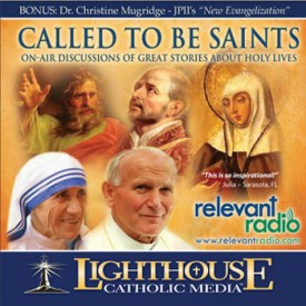 Called to be Saints - On-Air Discussions of Great Stories About Holy Lives (Educational CD)