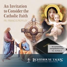 An Invitation to Consider the Catholic Faith (Educational CD)