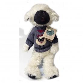 Boyds Bears McNeil Mutton Lamb w/Sweater 16 inch 91311-07
