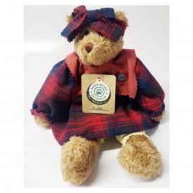 Boyds Bears The Artisan Collection Teddy Bear Clara Retired