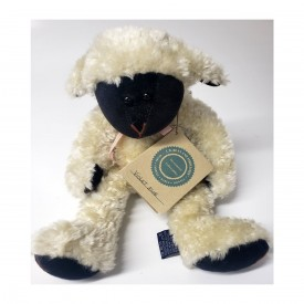 Boyds Bears & Friends Violet the Ewe Jointed Beanie Lamb Sheep 10 Retired