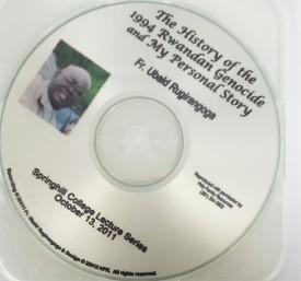 The History of the 1994 Rwandan Genocide and My Personal Story Fr. Ubald Rugirangoga (Educational CD)