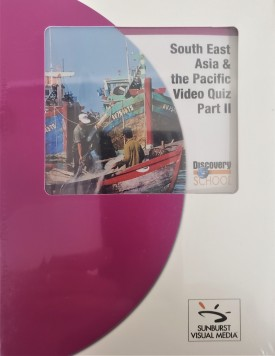 Sunburst Visual Media Discovery School DVD & Video Set: South East Asia & the Pacific Video Quiz Part II (DVD)