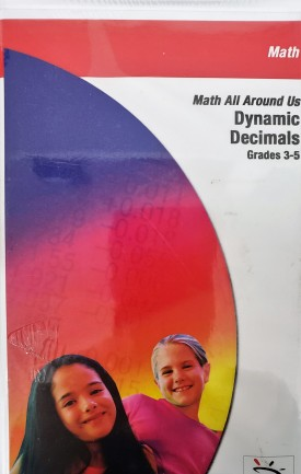 Sunburst Visual Media DVD & VHS Video Set: Math All Around Us Dynamic Decimals (Grades 3-5) (DVD)