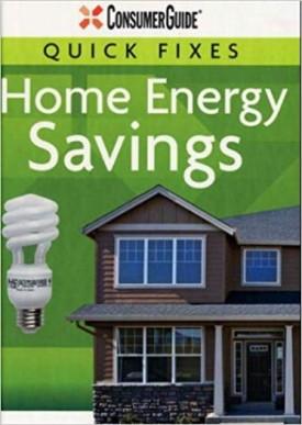 Consumer Guide Home Energy Savings (Hardcover)