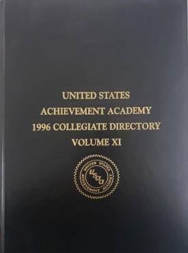 United States Achievement Academy 1996 Collegiate Directory Volume XI (Hardcover)