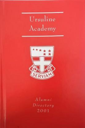 Ursuline Academy Alumni Directory 2001 (Hardcover)