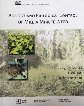 USDA Biology and Biological Control of Mile-a-Minute Weed, Revised July 2015 (Paperback)