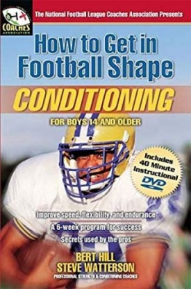 How to Get In Football Shape With DVD (Paperback)
