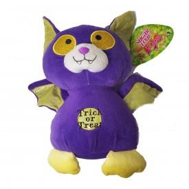 Sugarloaf Creations Trick or Treat Purple Bat Plush 11