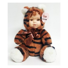 Rose Collection Baby Doll In Tiger Costume 9