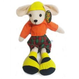 2002 Manley Toy Direct ToyTown Hip-Hop Rabbit Hanging Plush
