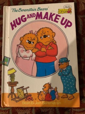 The Berenstain Bears Hug and Make Up (Cub Club) (Vintage) (Hardcover)