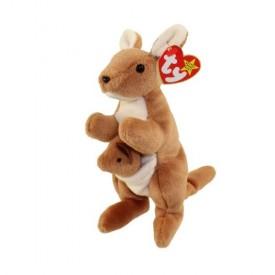 TY Beanie Baby Pouch the Kangaroo
