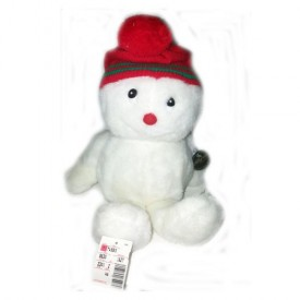 Alegria by P.M.I. Just For You Snowman Plush 10