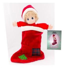 Christmas International Silver Co. Mountain Man Prospector Miner Plush Doll 11