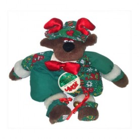 Twinkle Toes With Toes That Jingle Reindeer Plush 14