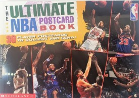 The Ultimate NBA Postcard Book: 30 Player Postcard to Collect and Send (Paperback)