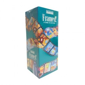 Framed! A Mystery Card Game