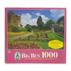 Vintage Big Ben 1000 Jigsaw Puzzle Gilford Surrey, England by MB