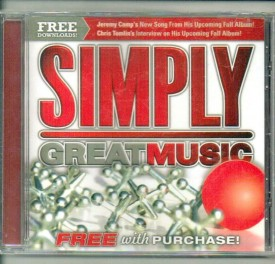 Simply Great Music - Christian Rock [Compilation] (CD, 2006, EMI) (Audio CD)