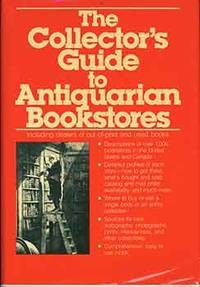 Collector's Guide to Antiquarian Bookstores (Hardcover)