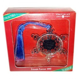 American Greetings Collectible Friends Forever 1997 Ornament No. FXOR-030W