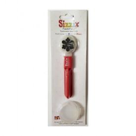 Sizzix Paddle Punch - Snowflake