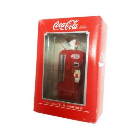 Coca Cola Machine The Pause That Refreshes Ornament