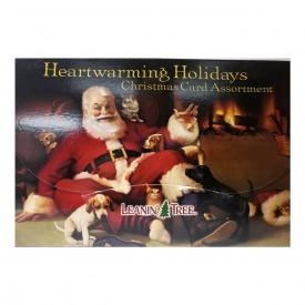 Leanin Tree Heartwarming Holidays Card Assortment 20 Cards & 22 Envelopes