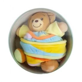 Boy/Girl Baby Shower Gift Adorable 8 Baby Bear In Gift Box