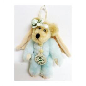 Boyds Bear Zephyr Angel Bear Plush Ornament 6