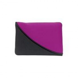 PC Treasures FlipIt! Reversible Sleeve for 10-Inches Neoprene Tablet PC - Pink/Black (07104)