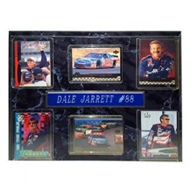 1999-2000 Nascar Racing Dale Jarrett #88 Wall Plaque