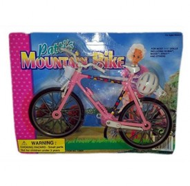 Pattis Mountain Bike For Most 11 1/2 Dolls Robin, Maxie, Sindy and Others