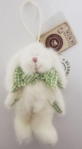 "Boyds Bears Plush Ornament - Lana Hoppennibble 4"""