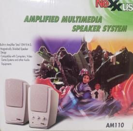 Nexxus AM110 Multimedia Computer Speakers