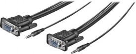 Insignia™ - 12 VGA Cable - Black