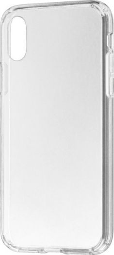 Insignia™ - Case for Apple® iPhone® X and XS - Transparent