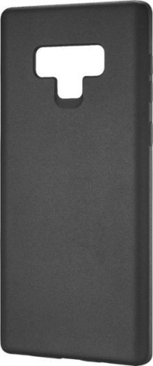 Insignia™ - Soft shell Case for Samsung Galaxy Note9 - Black/Matte