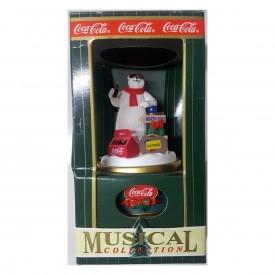 1996 COCA-COLA Musical Collection POLAR BEAR